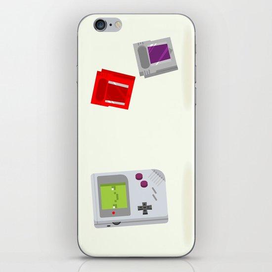Gameboy & Games iPhone Skin