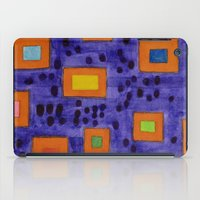 frames iPad Cases featuring Illuminated Frames by Heidi Capitaine