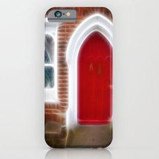 Behind the red door Slim Case iPhone 6s