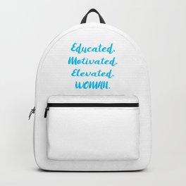 Triple Threat Backpack