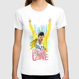 Crazy Little S*t T-shirt