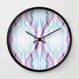 Tarmac Lights Wall Clock