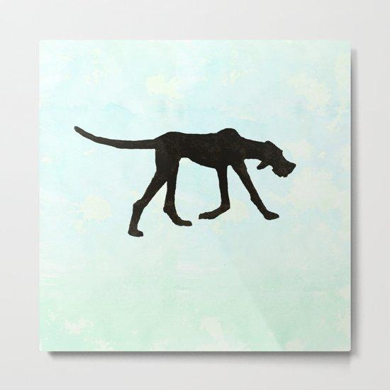 Rufus hound Metal Print