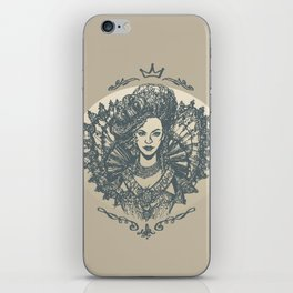 Long Live the Queen iPhone Skin