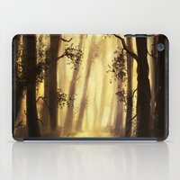 forrest iPad Cases featuring The forrest by Richard Eijkenbroek