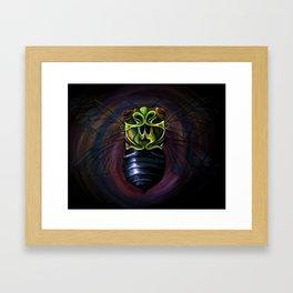 The Cicadoidea Framed Art Print