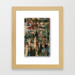 Fool's Gold Framed Art Print
