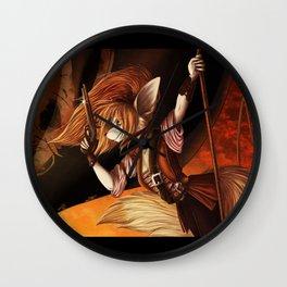 Pirate Chen Wall Clock