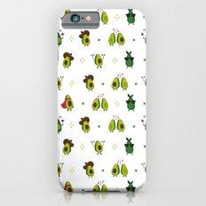 Avocado Pattern iPhone 6s Slim Case