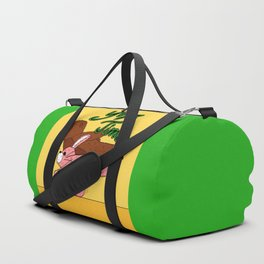 Yoga Time Duffle Bag