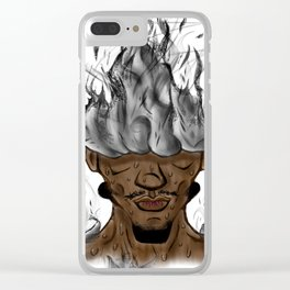4th Degree Clear iPhone Case