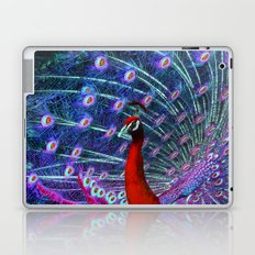 A Different Kind of Peacock Laptop & iPad Skin