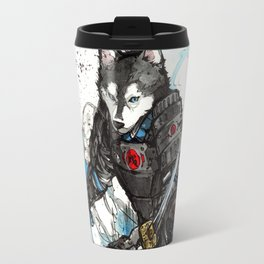 Year of the Dog...Samurai! Travel Mug