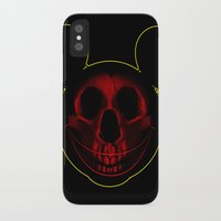 mickey iPhone & iPod Cases featuring Mickey by nicebleed