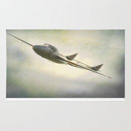 Vampire Jet II Rug