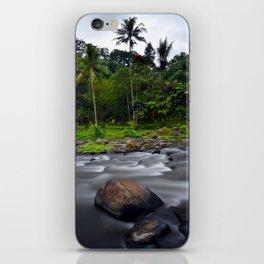 Ayung River Bali iPhone Skin