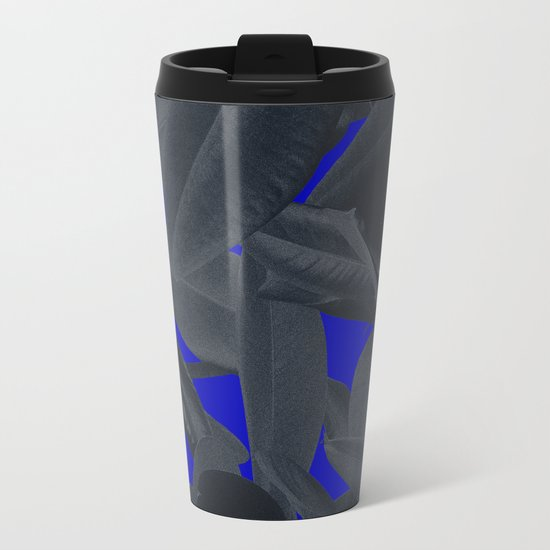 Waste the night Metal Travel Mug