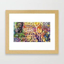 Berlyn Three Framed Art Print
