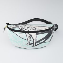 Nora dog Fanny Pack