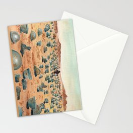 The Battlefield. Stationery Cards