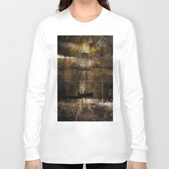 abstract# # # Long Sleeve T-shirt