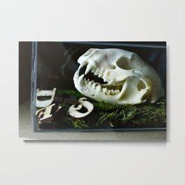Logic][ Metal Print