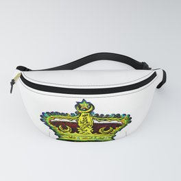 Crowned Fanny Pack