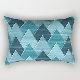Geometrix XLVIII Rectangular Pillow