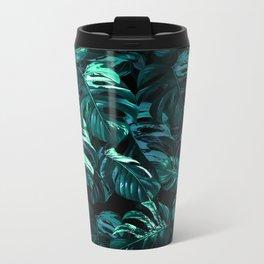 TROPICAL GARDEN XII Metal Travel Mug