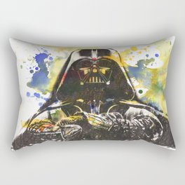 Darth Vader Star Wars Art Rectangular Pillow