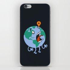 Google-Eyed iPhone & iPod Skin