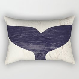 Humpback II Rectangular Pillow