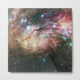 Stars and Galaxies Metal Print
