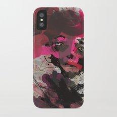 never let u go.. iPhone X Slim Case