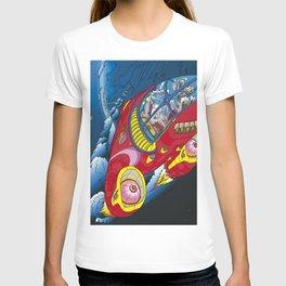 Fluke and Duke T-shirt