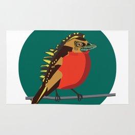 Dino-robin Rug