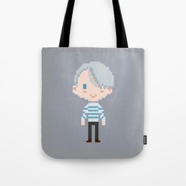 Pixel Viktor Tote Bag