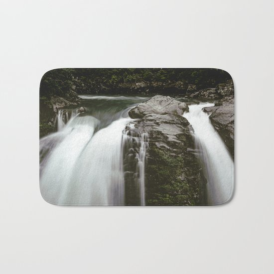 PNW Waterfall Bath Mat