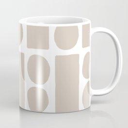 blocky Coffee Mug
