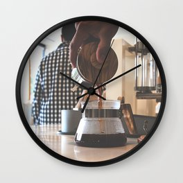 art in the craft Wall Clock