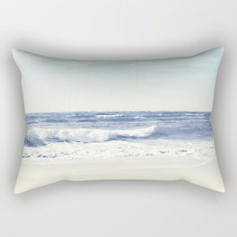 North Shore Beach Rectangular Pillow