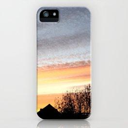 Dual Sky iPhone Case