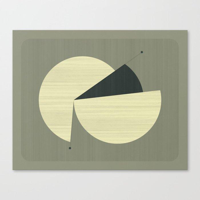 Tick Tock (24) Canvas Print