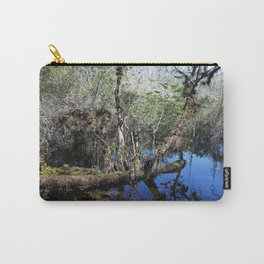Never a Sound Carry-All Pouch