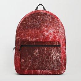 Grunge Mandala Backpack