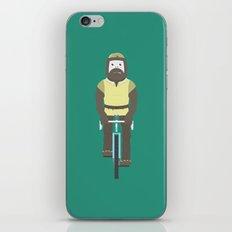 Cyclesquatch iPhone & iPod Skin