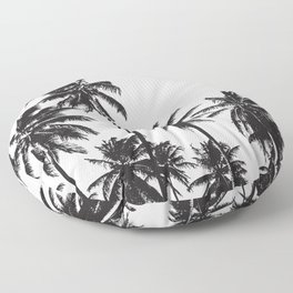 Palm 05 Floor Pillow