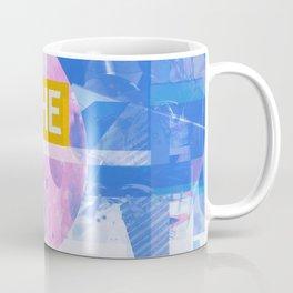 Test The Best (mixed media) Coffee Mug
