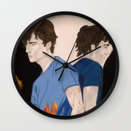 Stephen and Chi Richards Wall Clock