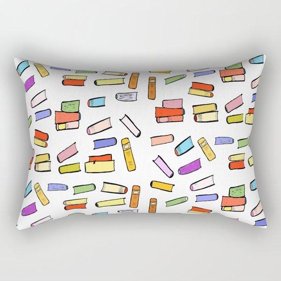 It's been written before! Rectangular Pillow